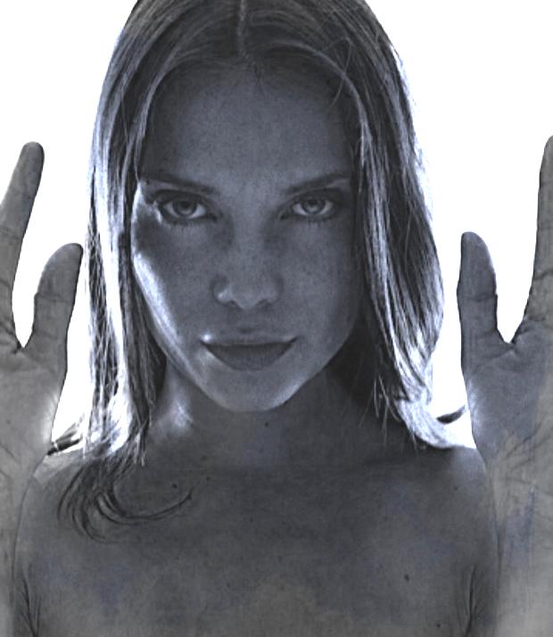 Julia Pereira face model beauty