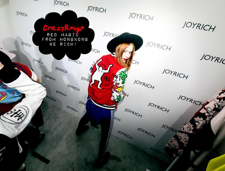 01 JoyRich,CrazyRouge