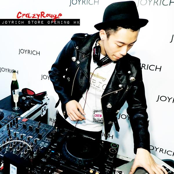 13JoyRich,DJJohnnieDarka,CrazyRouge
