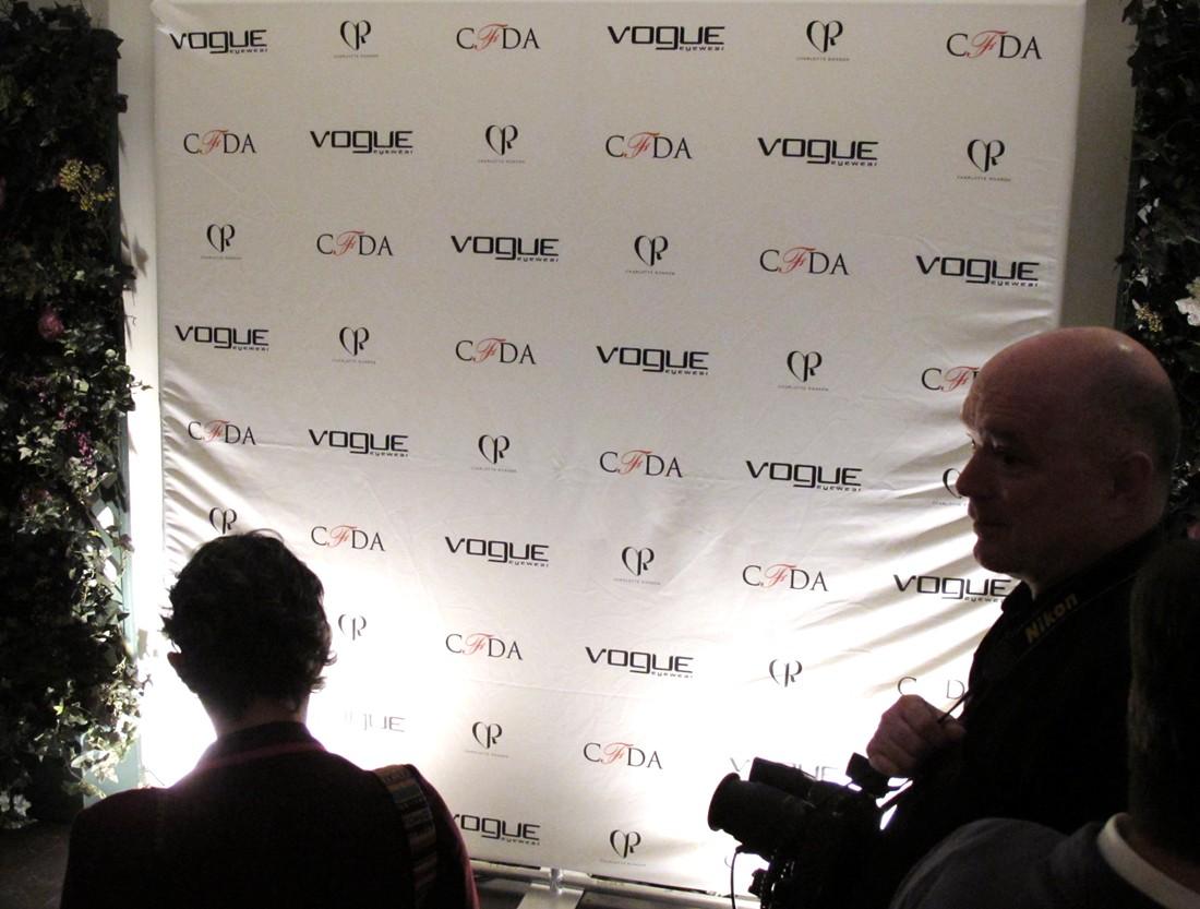 Vogue Eyewear + CFDA + Charlotte Ronson + Launch Party