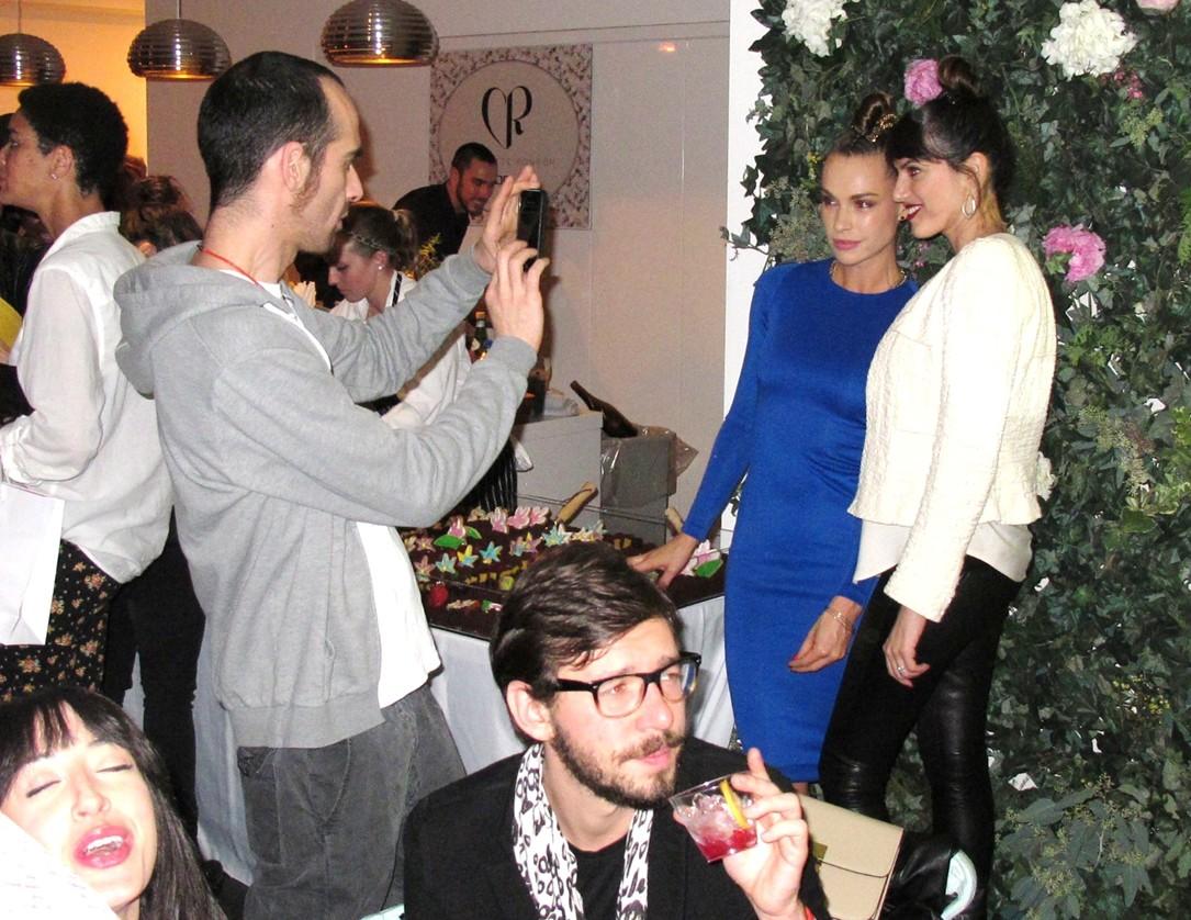 Blanda Eggenschwiler  + Vogue Eyewear + CFDA + Charlotte Ronson + Launch Party