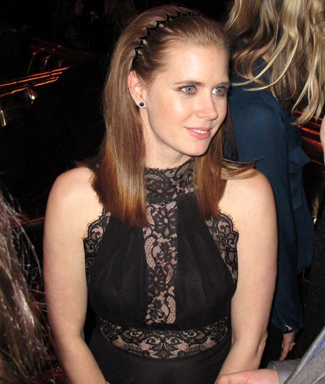 RED HOT ROSTER Amy Adams