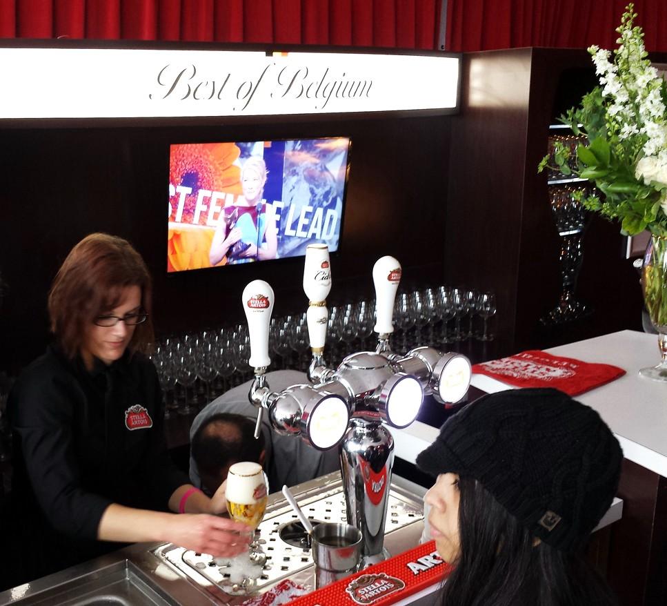 Stella Artois + FILM INDEPENDENT SPIRIT AWARDS 2014