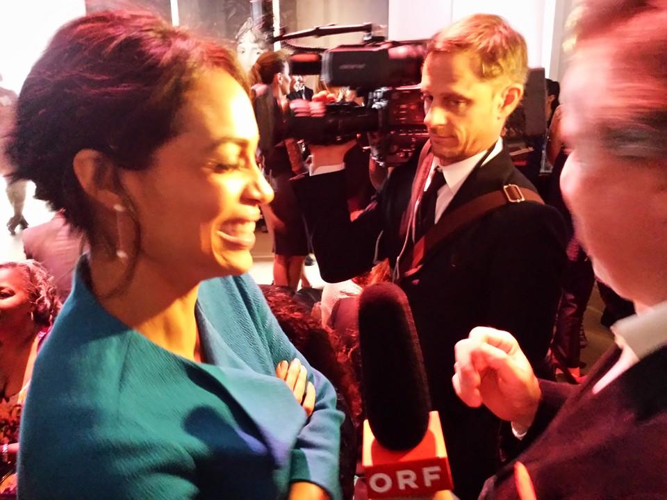 Rosario Dawson + FILM INDEPENDENT SPIRIT AWARDS 2014