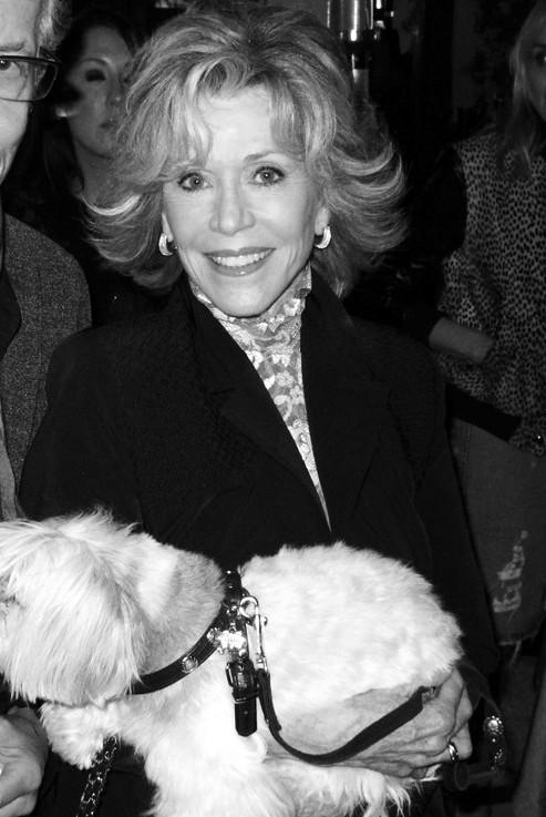 red hot roster February 2014 Lady Jane Seymour Fonda