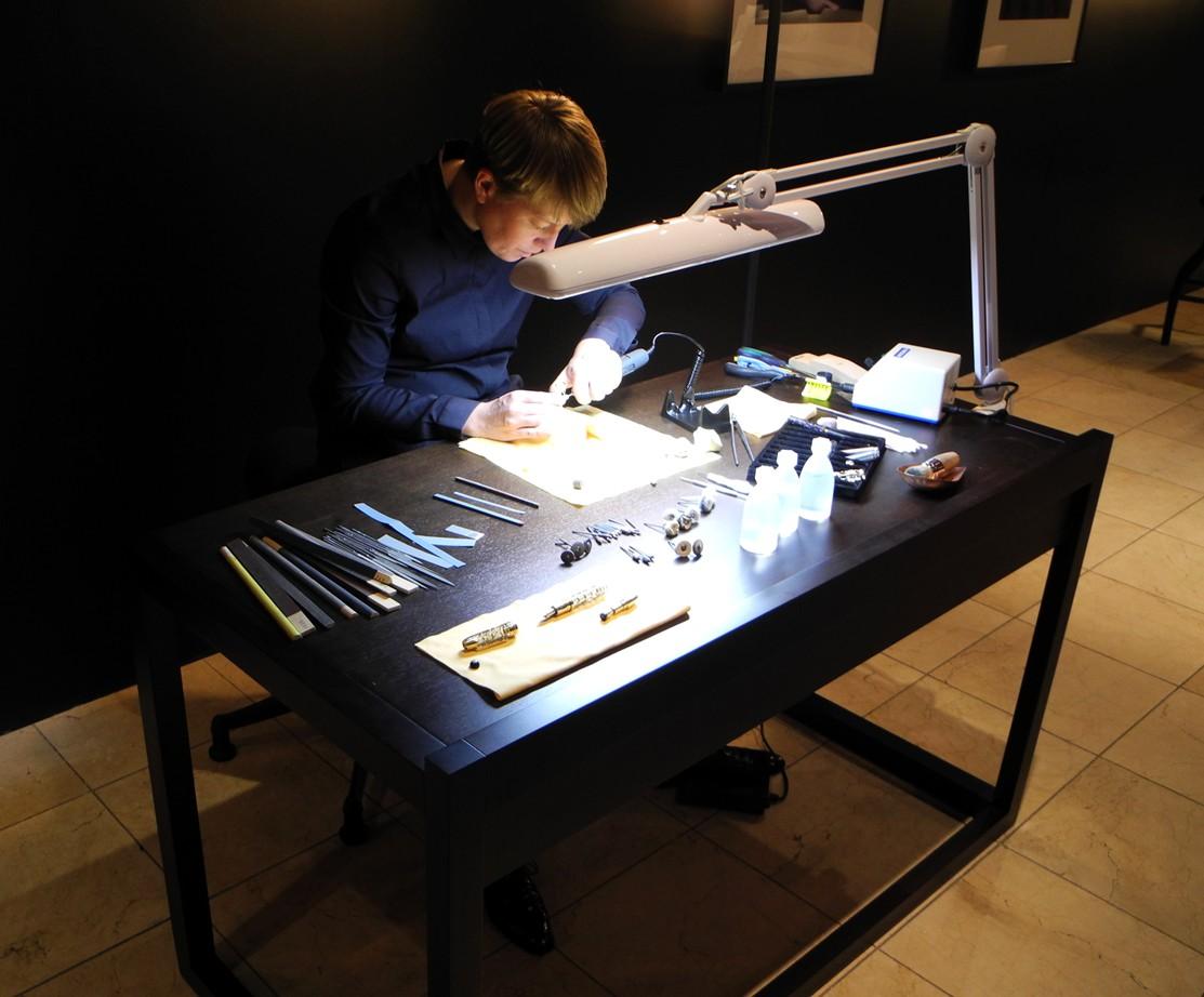 Montblanc Celebrates 90 Years Of Meisterstuck
