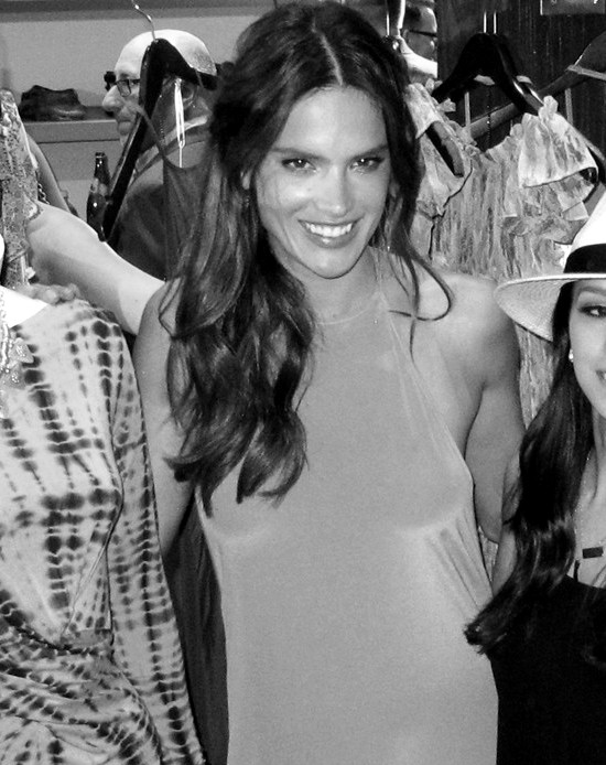 RED HOT ROSTER March 2014 Alessandra Ambrosio