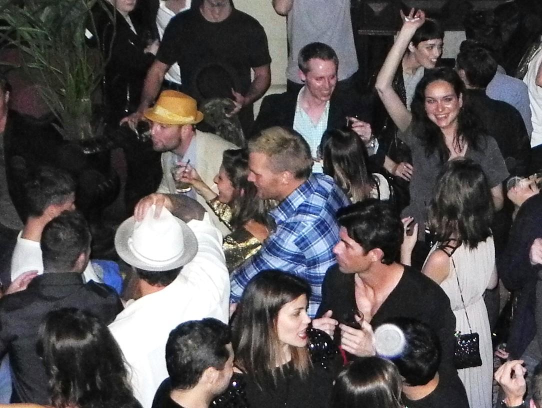 Harry Josh party 2014 Jane Hotel