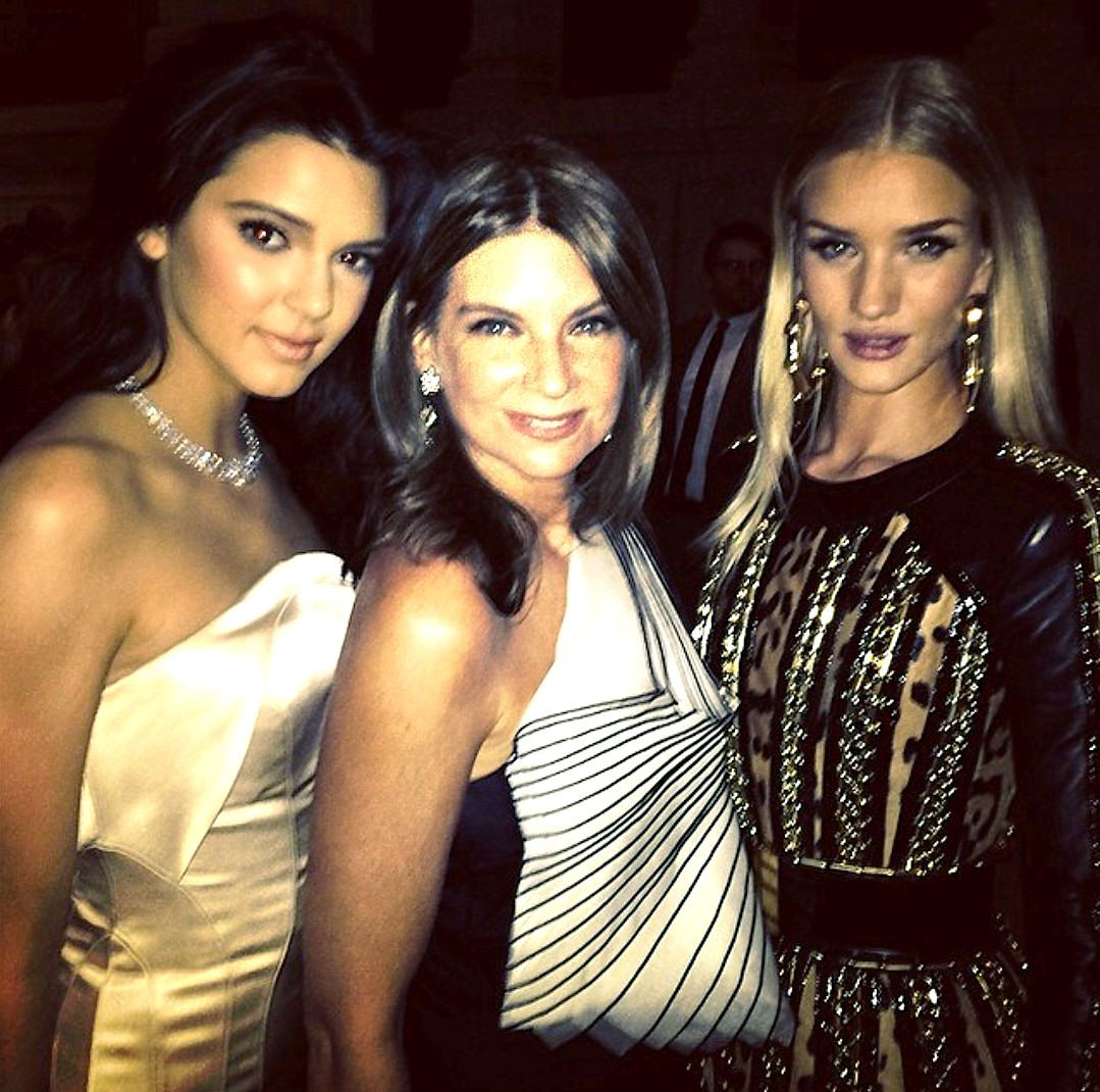 Kendall Jenner_Rosie Huntington Whiteley