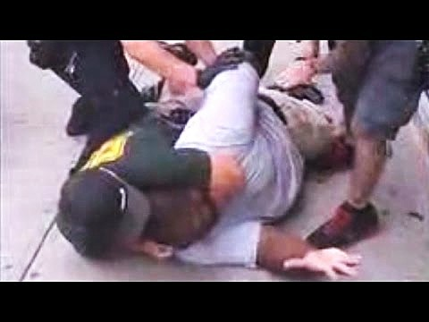 Eric Garner killed by NYPD