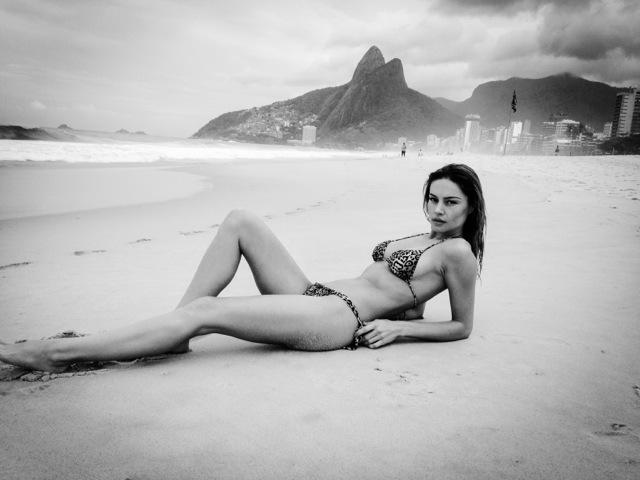 Patricia Beck sand
