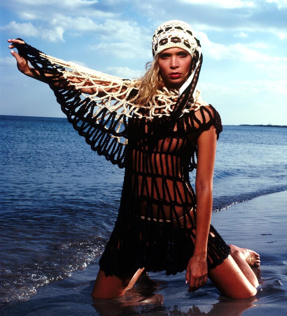 Karol Marie Morrison beach fashion