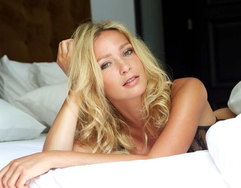 Karol Marie Morrison model cover
