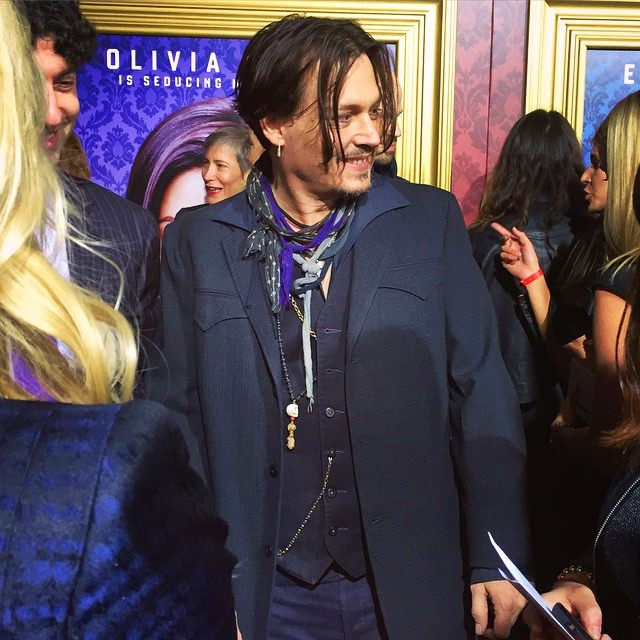 Mortdecai, Johnny Depp, movie
