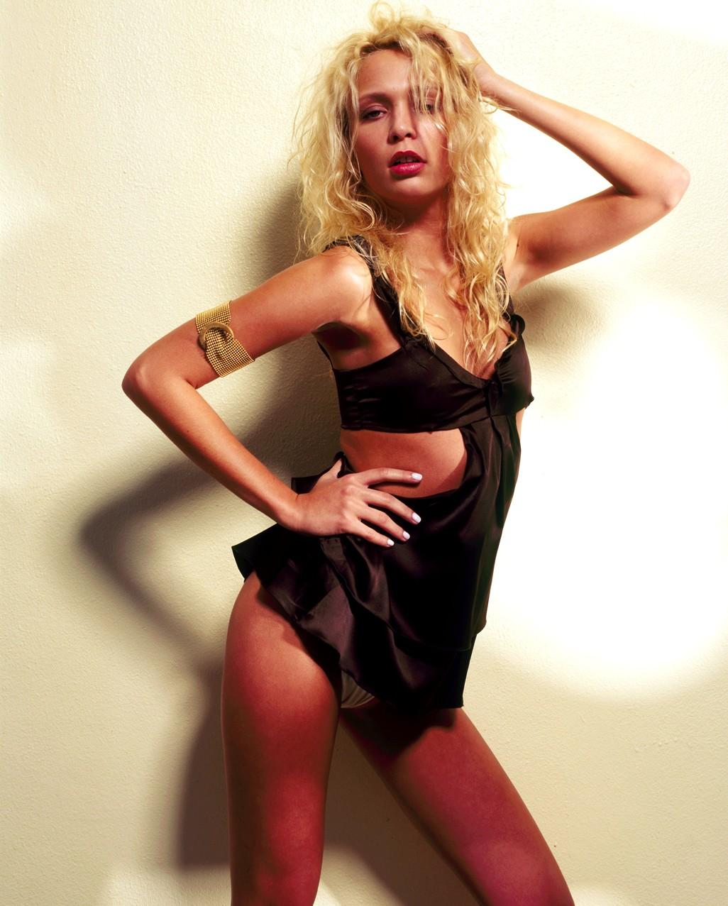 Karol Marie model hot blonde