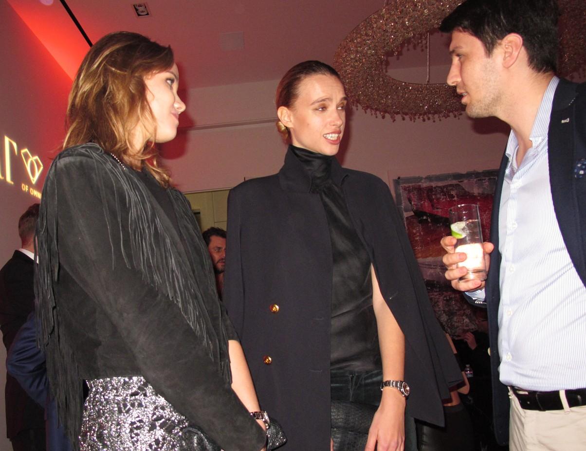 Treats Oscar party, Masha Rudenko