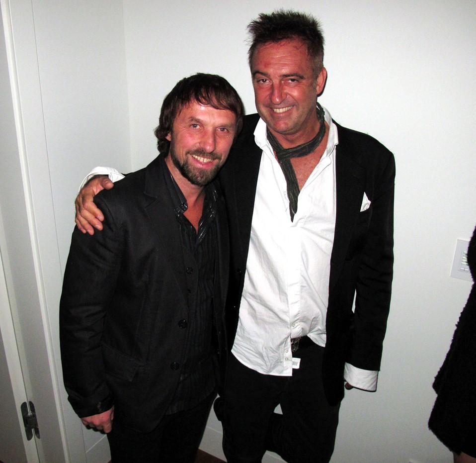 Treats Oscar party, Sasha Poline, Antoine Verglas