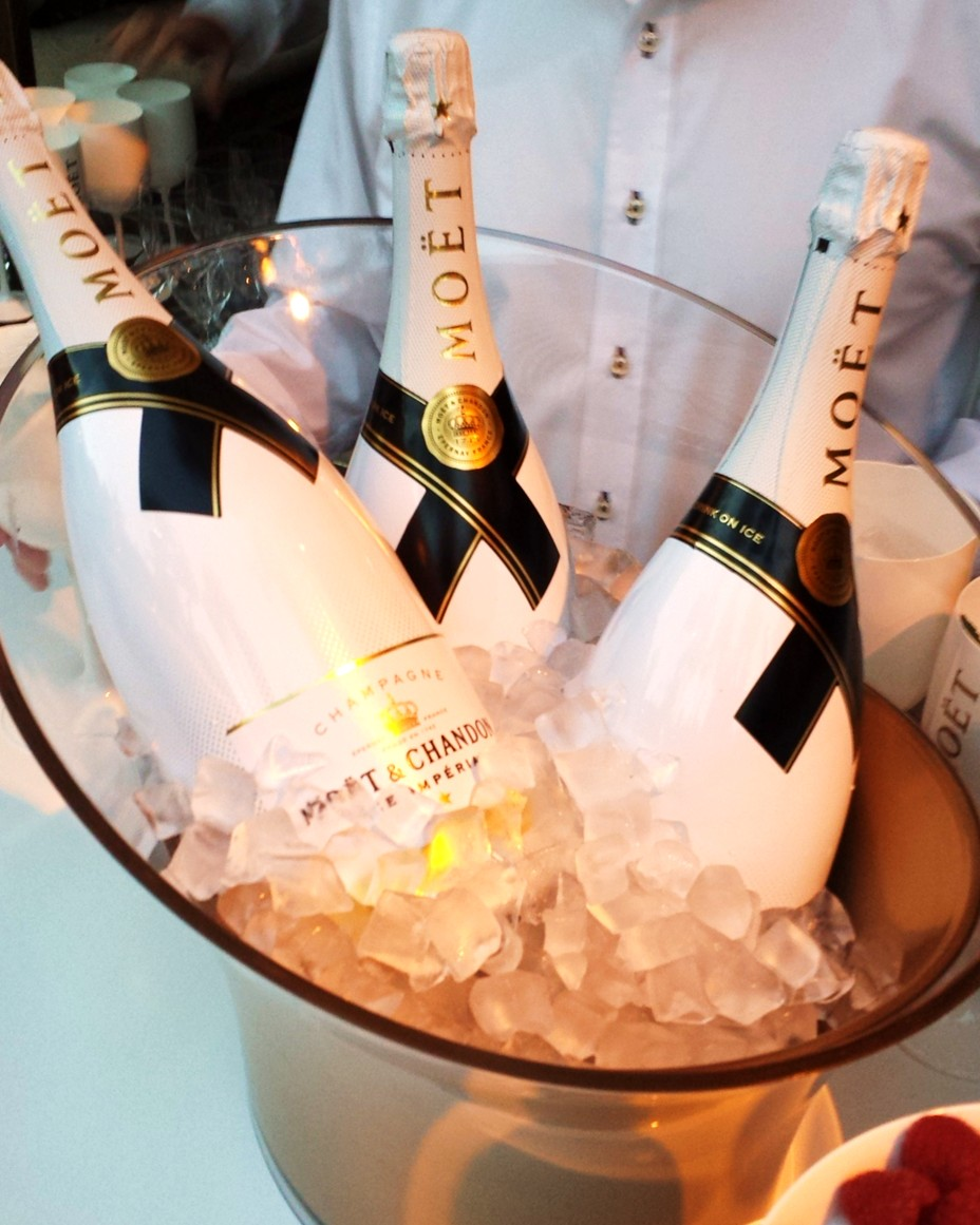 Moet Chandon, champagne