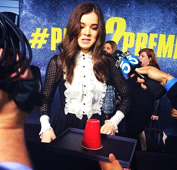 Pitch Perfect 2, Hailee Steinfeld