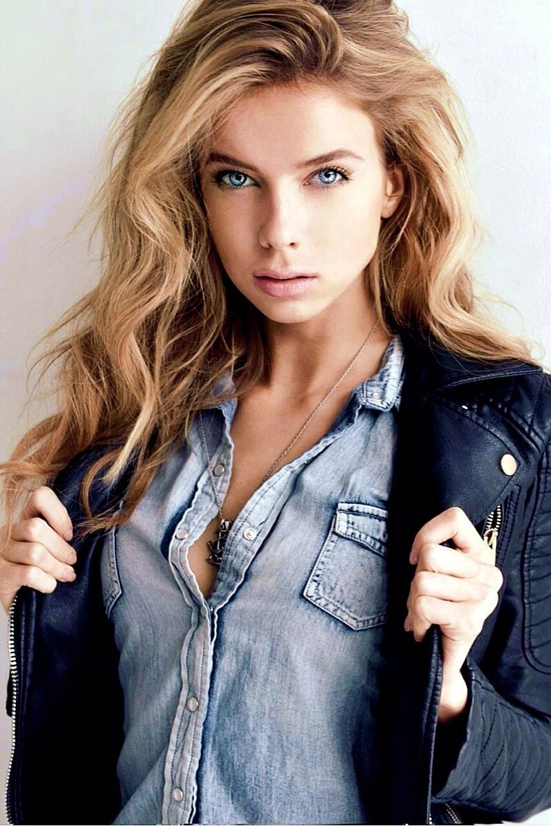 Louisa Warwick, fashion jacket