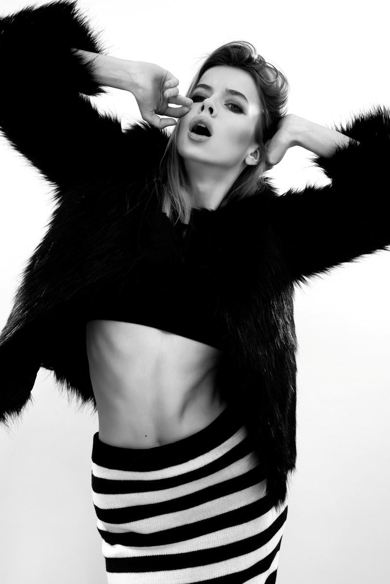 Louisa Warwick, fashion model 2
