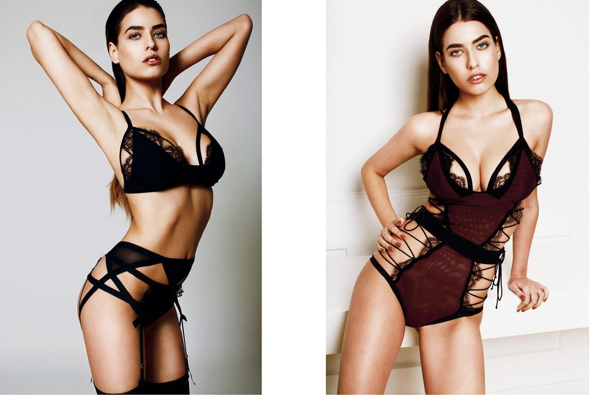 Alice Peneaca, hot model 4