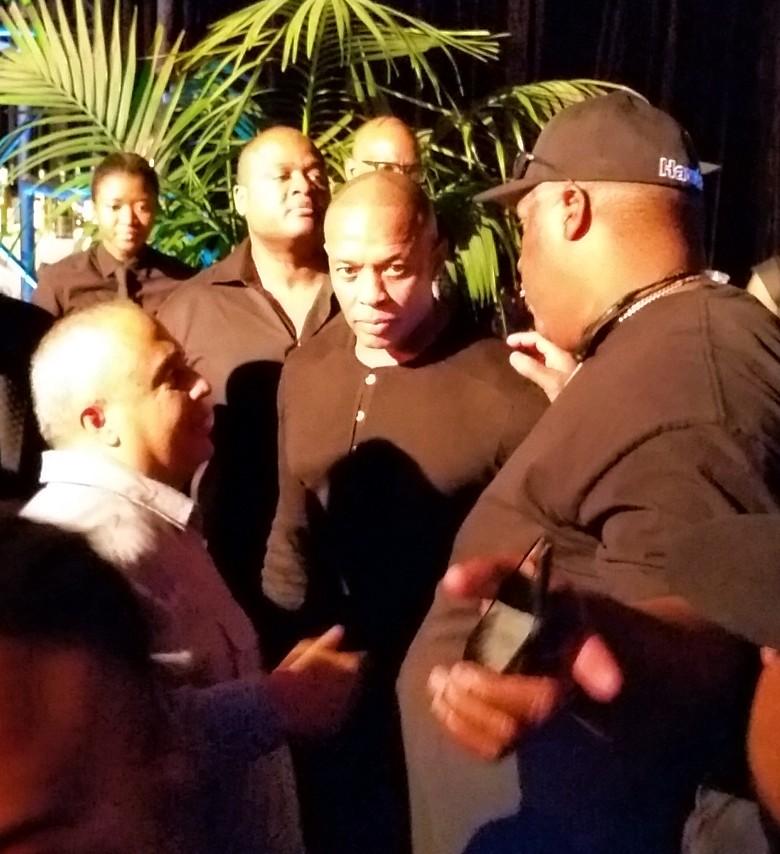 Straight Outta Compton, Dr. Dre