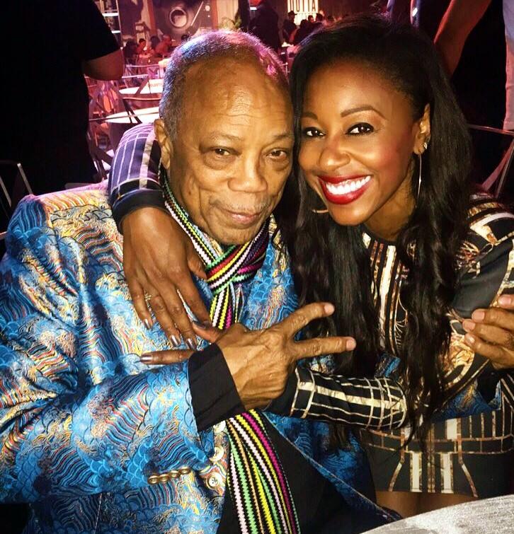 Straight Outta Compton, Quincy Jones
