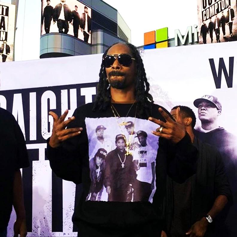 Straight Outta Compton, Snoop Dogg