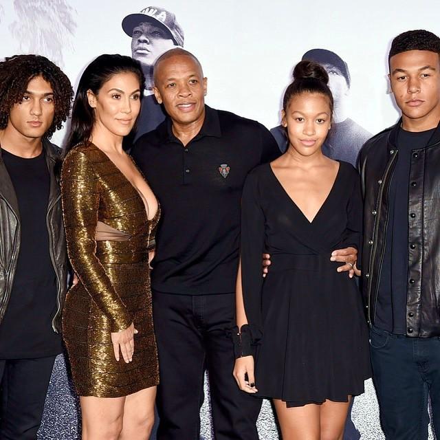 Straight Outta Compton, movie, premiere, Dr. Dre