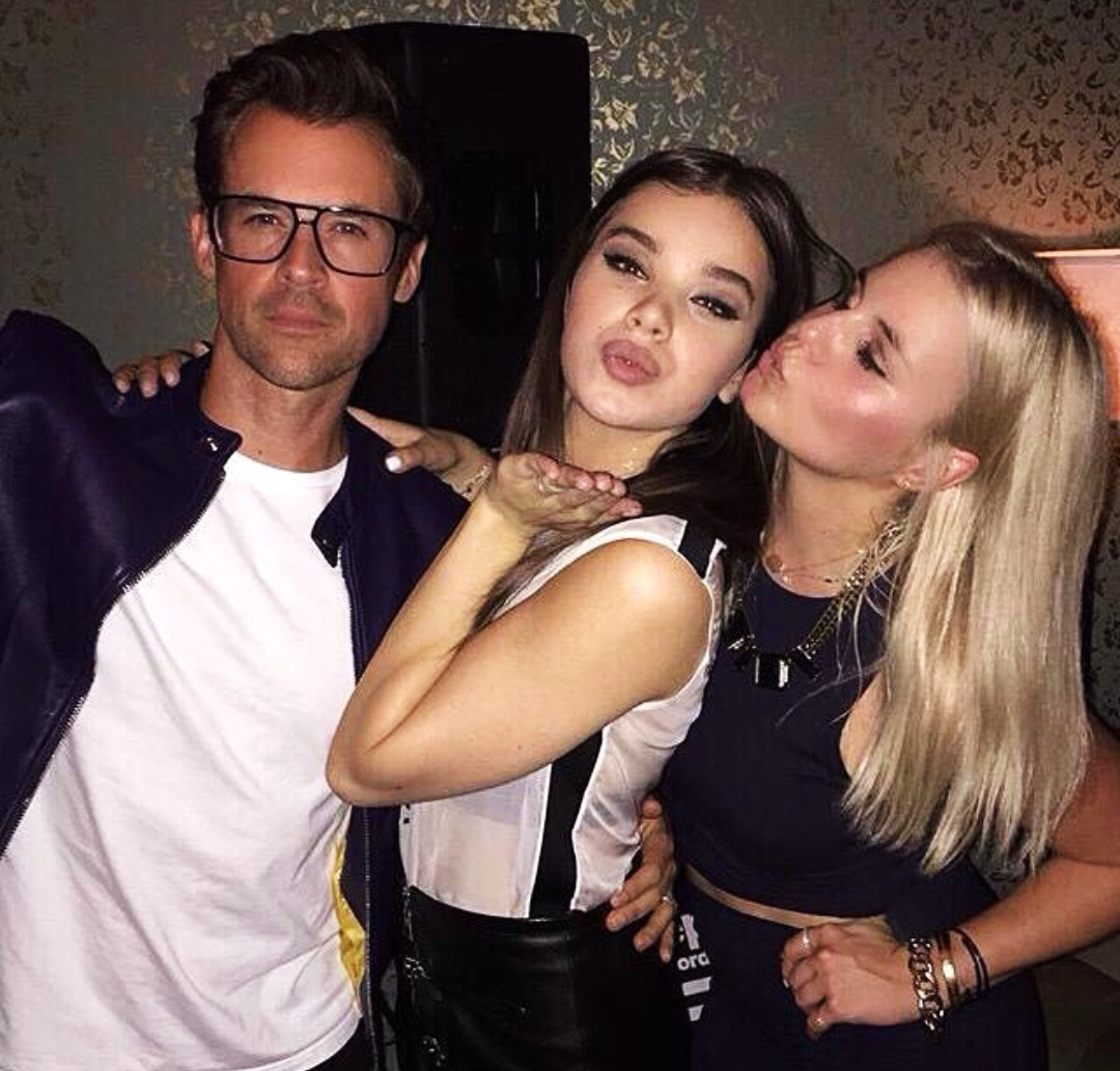 republic records, Hailee Steinfeld, after party