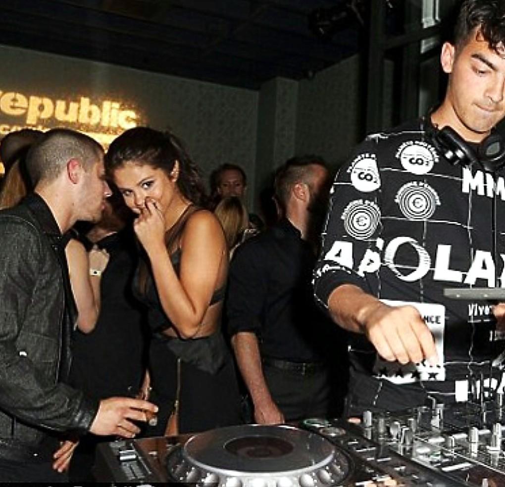 republic records, Selena Gomez, vma, after party