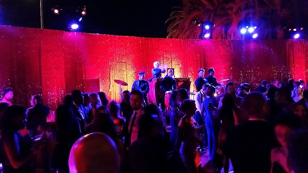 HBO Emmy Party 2015, Los Angeles, pacific design center