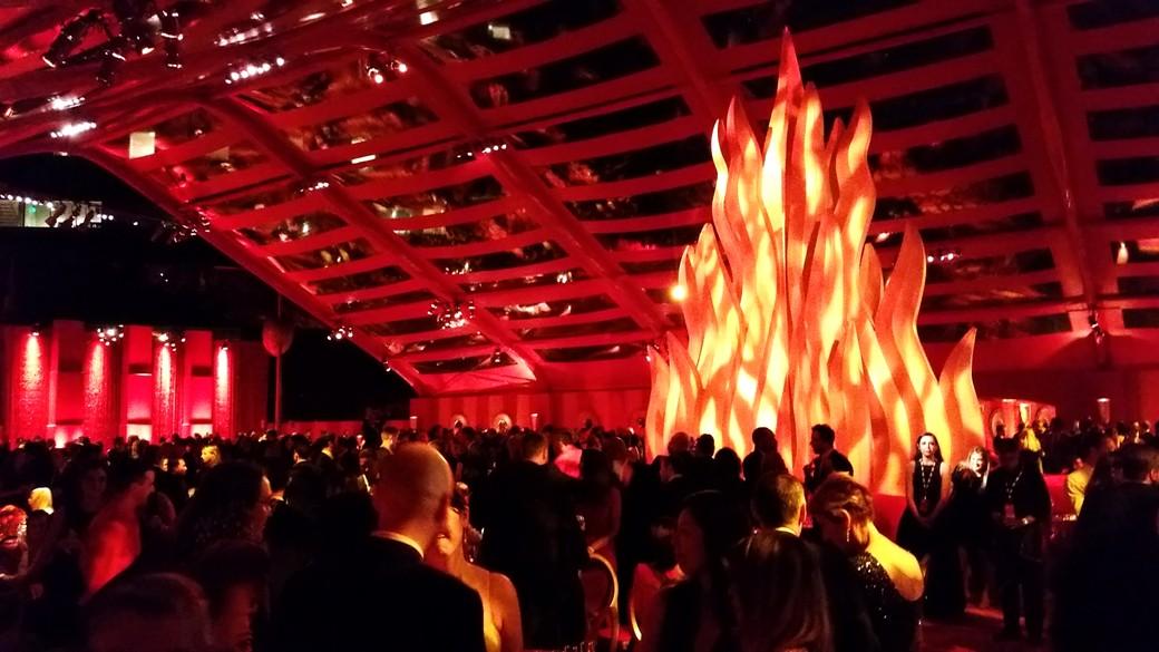 HBO Emmy Party 2015, pacific design center, LA