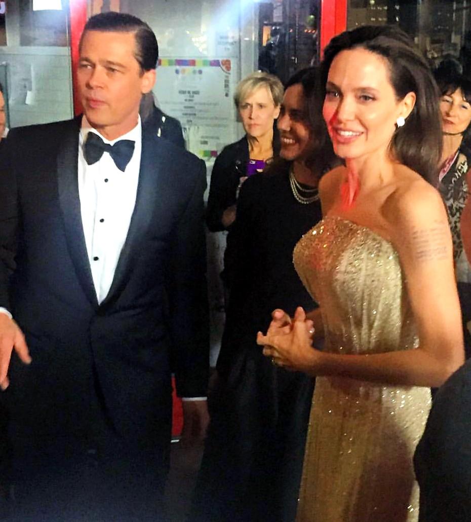 By The Sea, AFI Fest, Brad Pitt, Angelina Jolie