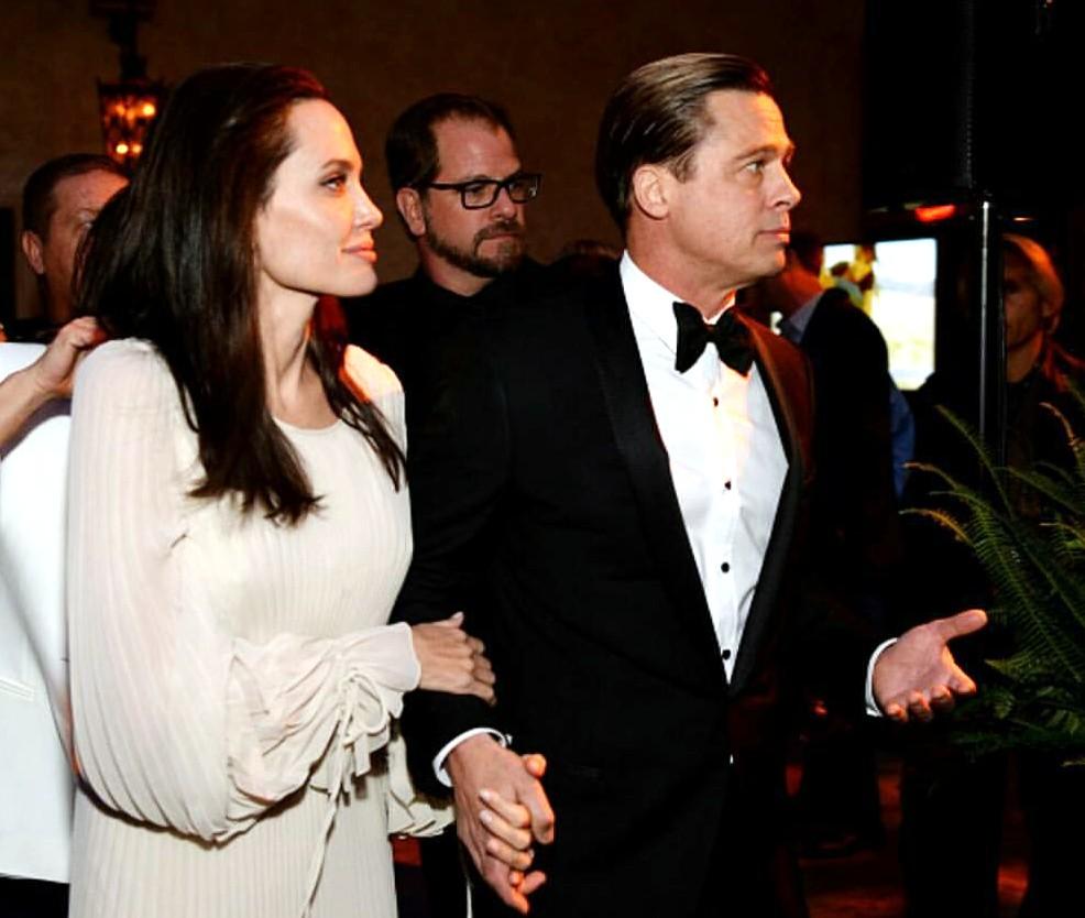 By The Sea, AFI Festival, Angelina Jolie, Brad Pitt