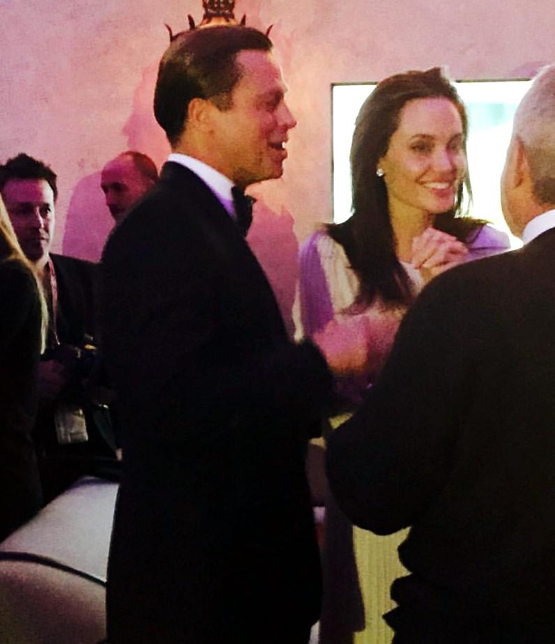 By The Sea, AFI Festival, Brad Pitt, Angelina Jolie