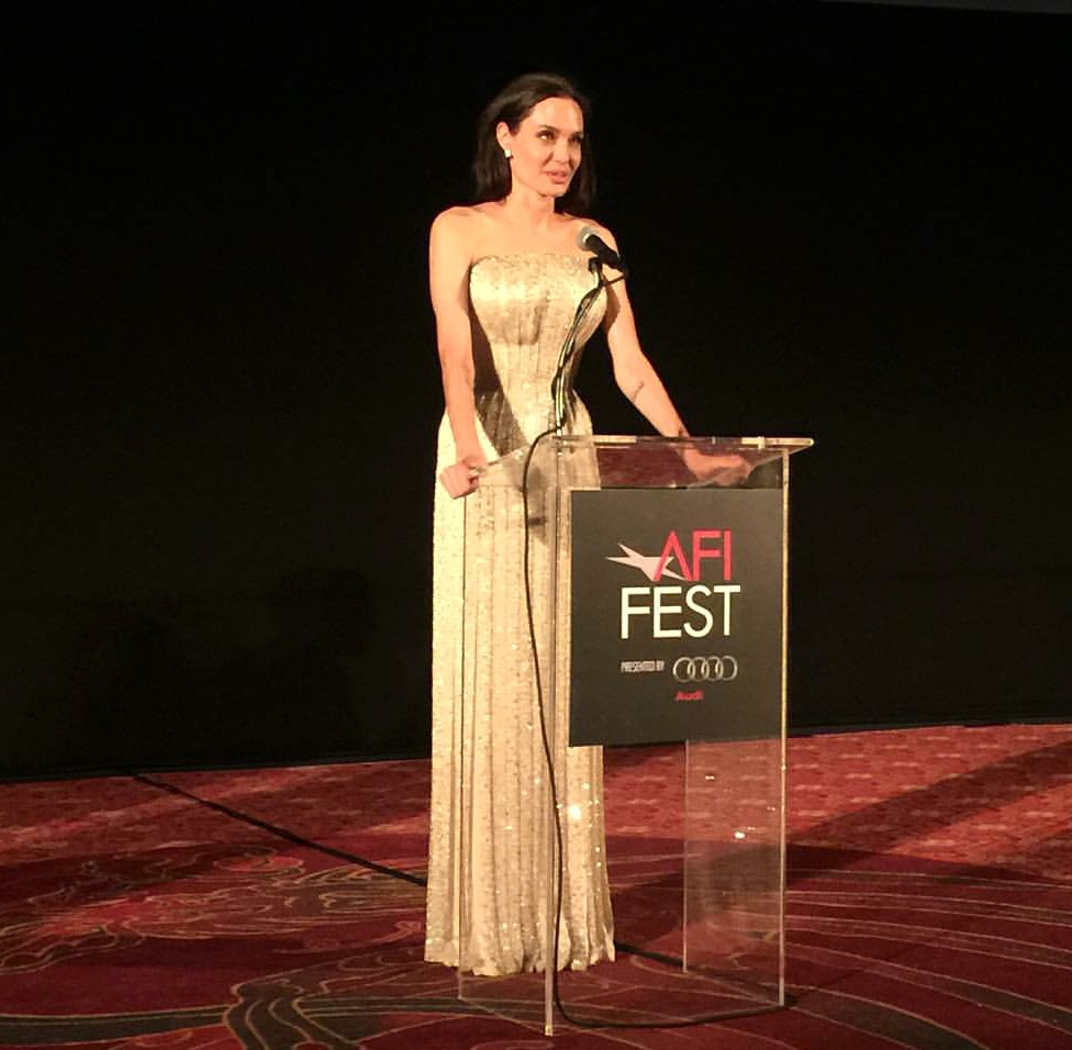 By The Sea, Angelina Jolie, AFI Fest