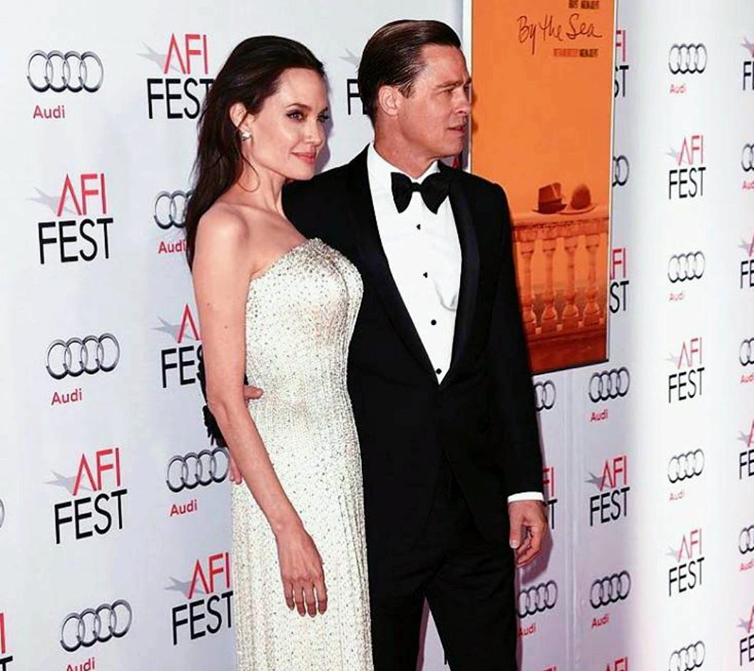 By The Sea, Los Angeles, Angelina Jolie, Brad Pitt