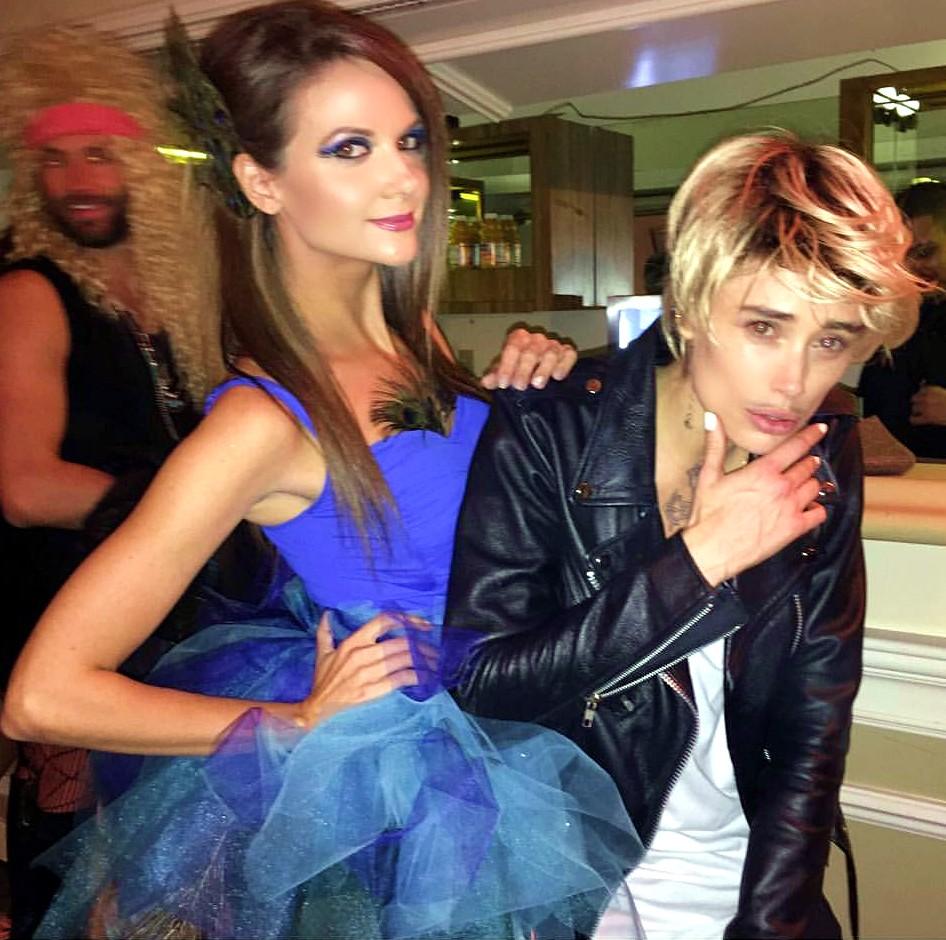 Maroon 5, Halloween Party, Los Angeles, Justin Bieber