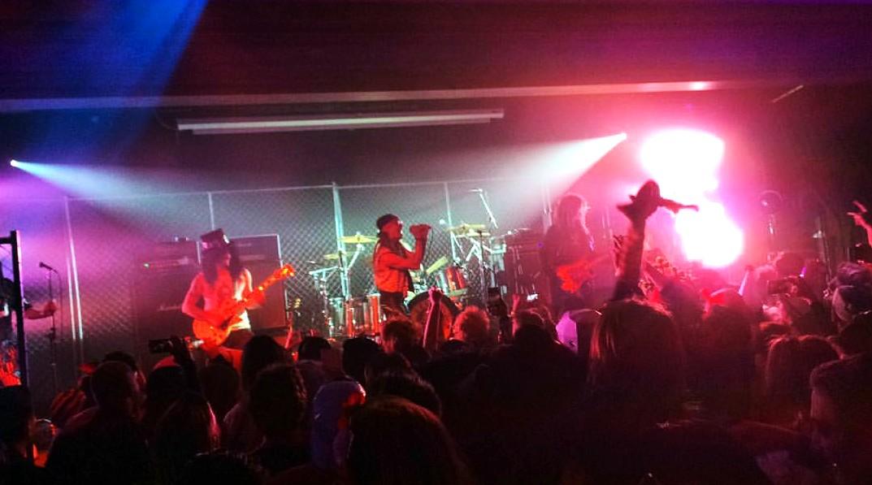 Maroon 5, Halloween Party, Los Angeles, Studio City