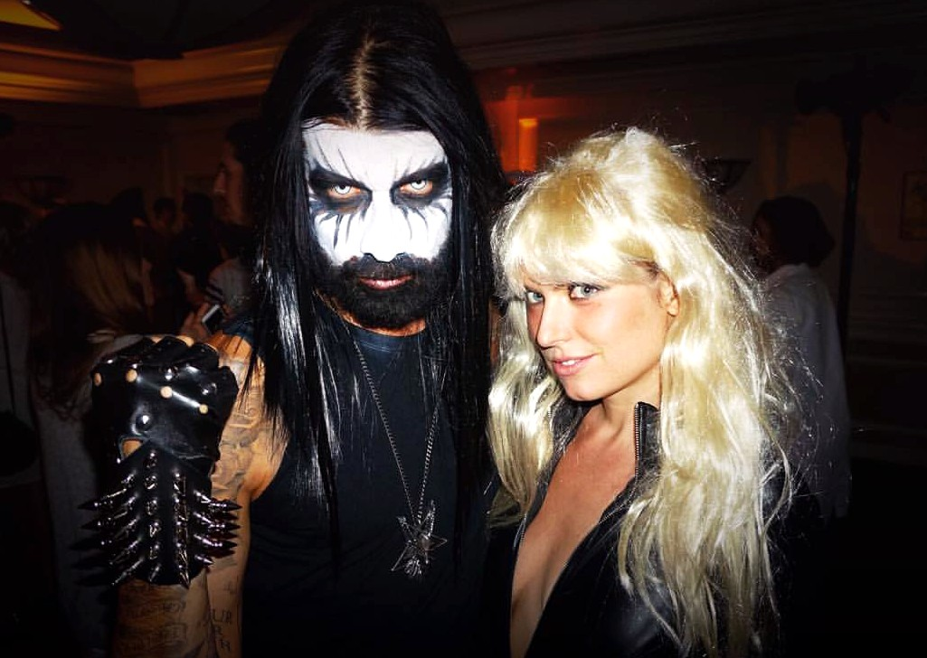 Maroon 5, Halloween Party, Los Angeles, celeb