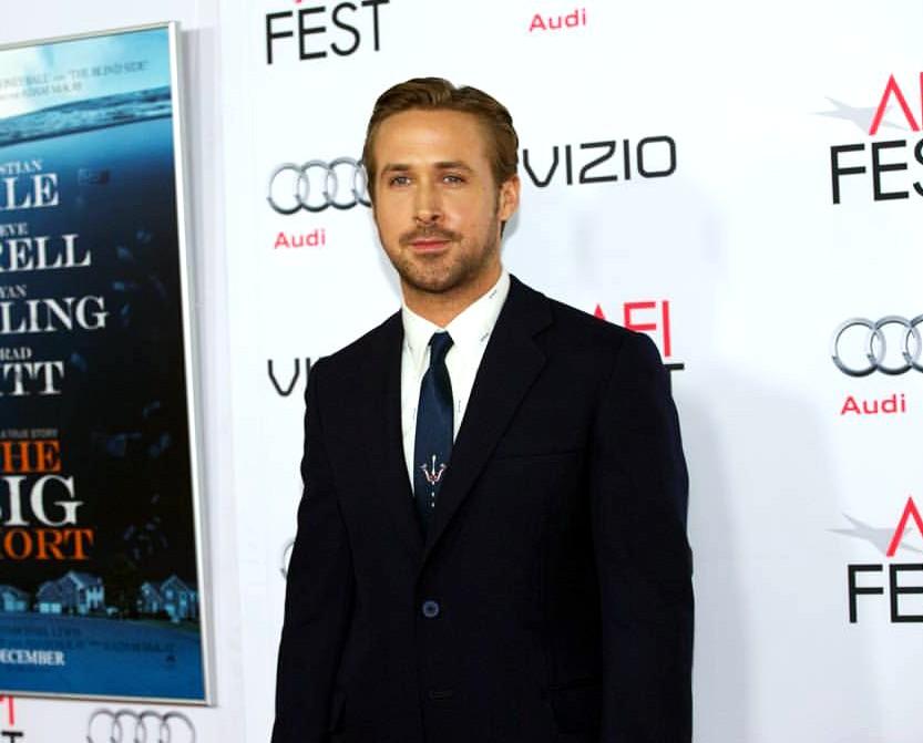 The Big Short, Ryan Gosling, AFI Festival, LA