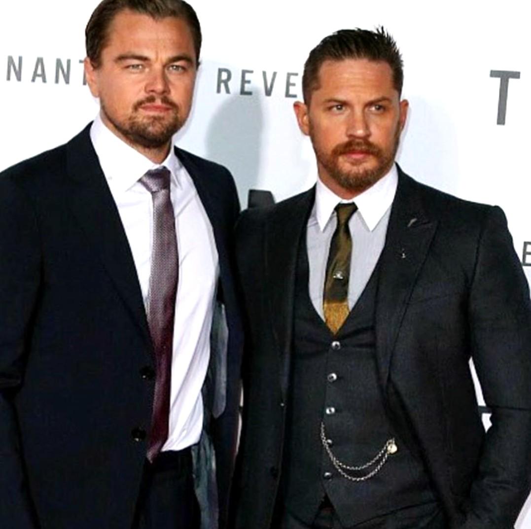 The Revenant, Leonardo DiCaprio, Tom Hardy