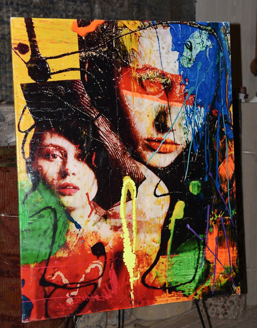 The Chaotic World of Eddy Bogaert, art