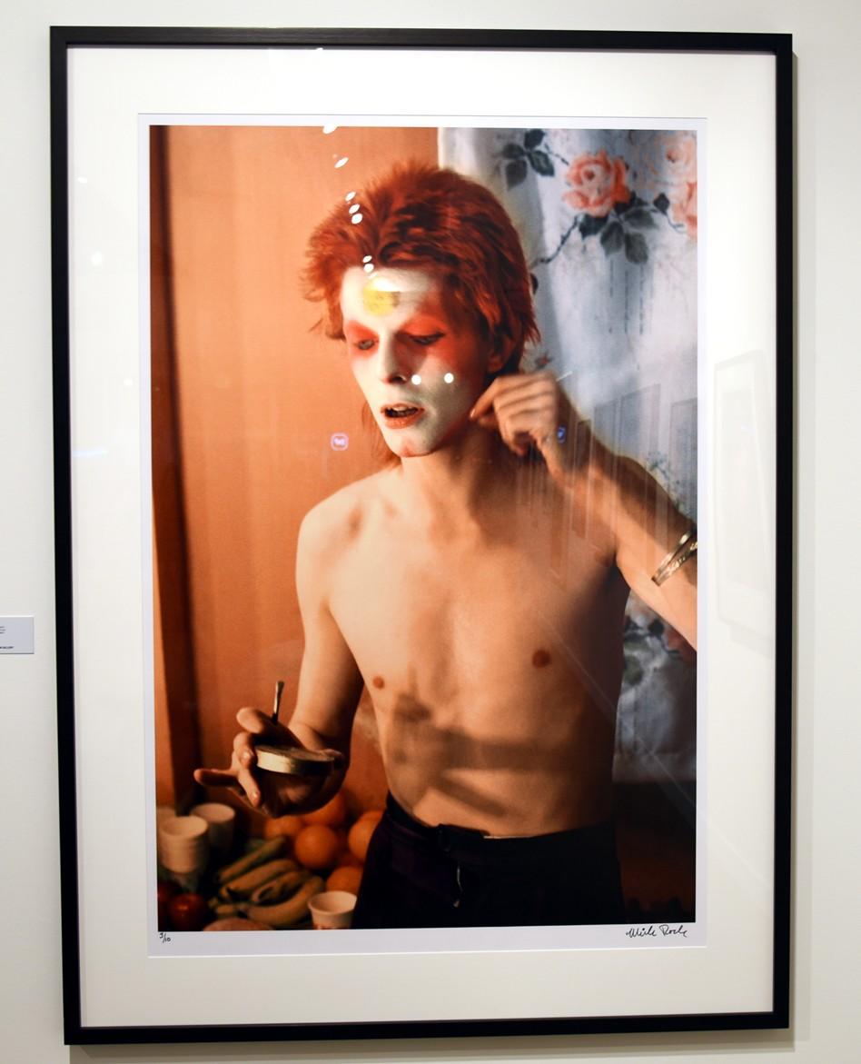 Mick Rock, Revenant, David Bowie, LA