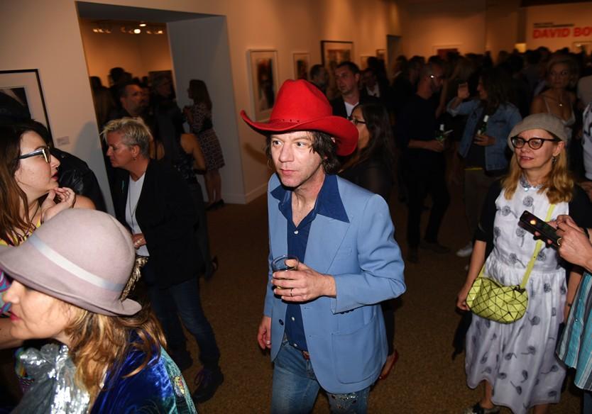 Mick Rock, Revenant, David Bowie, cowboy