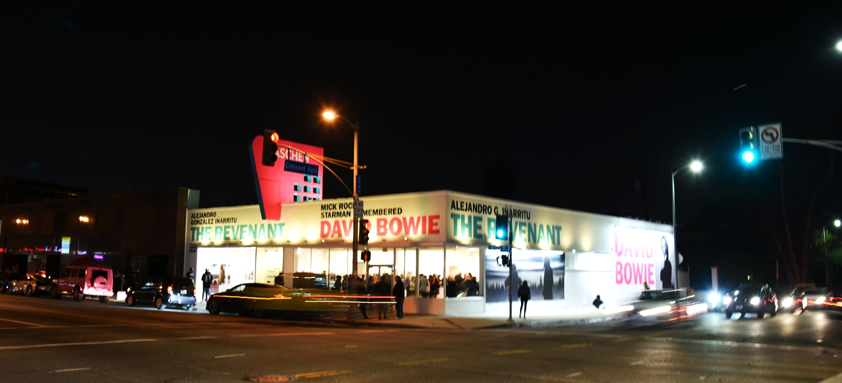 Mick Rock, Revenant, David Bowie, gallery