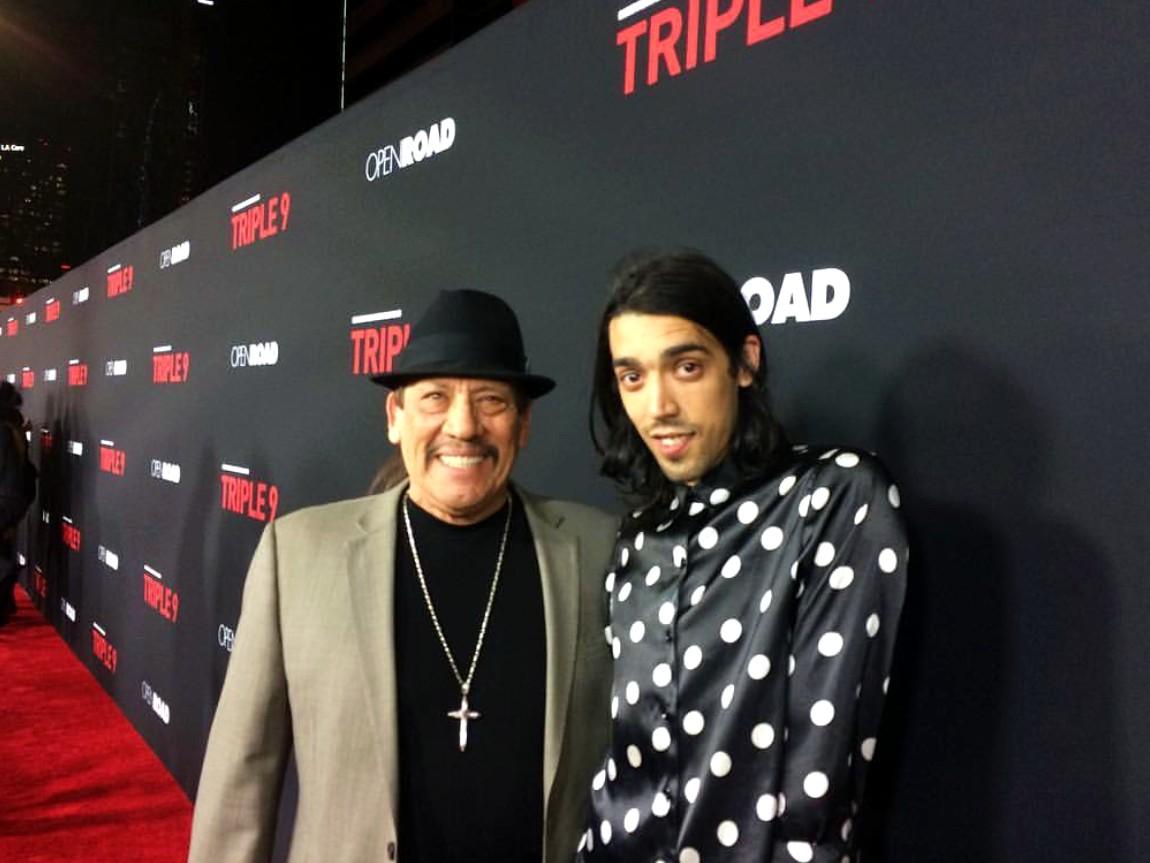 Triple 9, movie premiere, Danny Trejo