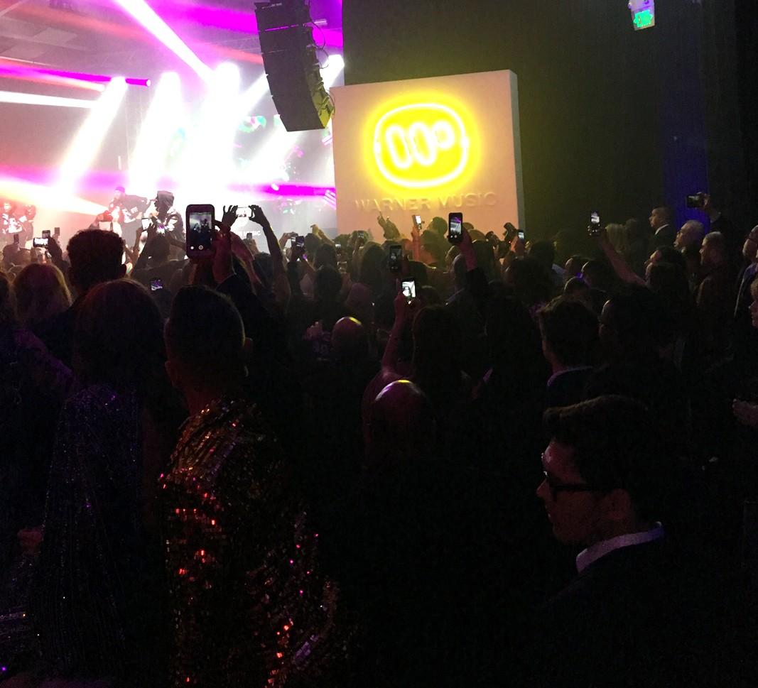 Warner Music Grammy Party 2016, LA